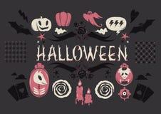 Полюбите этот хеллоуин Стоковая Фотография