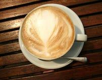 Полюбите cuppacino Стоковые Фото