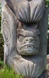 Полюс Totem Стоковое Изображение
