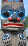 Полюс Totem Стоковое Фото