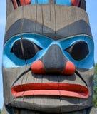 Полюс Totem Стоковые Изображения