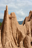 Поляк чудесное Nan почвы, Таиланд Стоковая Фотография
