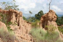 Поляк чудесное Nan почвы, Таиланд Стоковые Изображения