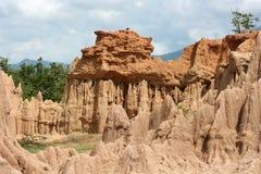 Поляк чудесное Nan почвы, Таиланд Стоковое Изображение