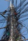 Поляк электричества Стоковое Изображение
