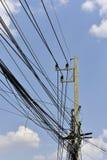 Поляк электричества Стоковое Фото