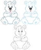 Полярный медведь Стоковые Изображения RF