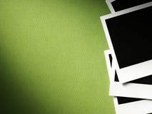 Поляроидная рамка фото стиля Стоковые Фотографии RF