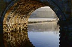 Под Chatsworth Стоковая Фотография RF