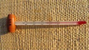 правая температура Стоковое фото RF