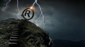 Права владением и автором Стоковое Изображение RF