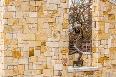 Права человека Айдахо Анны Франка мемориальные стоковые изображения rf