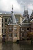 правительство голландеца центра стоковая фотография