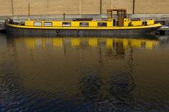 правитель замка канала camden шлюпки Стоковая Фотография