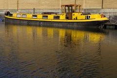 правитель london замка канала camden шлюпки Стоковое Изображение RF