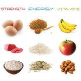 Правильное питание. Стоковые Фотографии RF