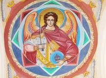 Правоверная картина значка в церков Стоковая Фотография RF