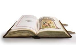 Правоверное Евангелие Стоковые Изображения