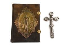 Правоверное Евангелие Стоковые Фото