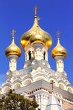 правоверное церков Александра nevsky Стоковые Фото