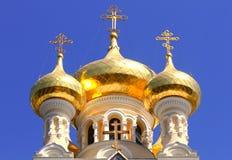 правоверное церков Александра nevsky Стоковая Фотография RF
