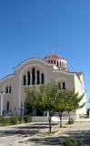 правоверное церков греческое Стоковая Фотография