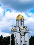 правоверное церков самомоднейшее Стоковые Изображения RF