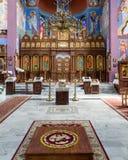 Правоверный приход ступицы St Nicholas Стоковое Фото