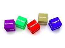 правописание diff принципиальной схемы цвета дела коробок блоков Иллюстрация штока