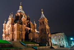 Православная церков церковь. Стоковая Фотография