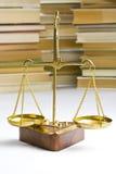 правосудие принципиальной схемы Стоковое Изображение RF