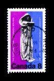 Правосудие, (статуя Allward), столетие канадского высшего Cour стоковые фотографии rf