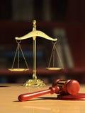 правосудие Стоковые Фото