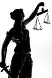 правосудие Стоковое Изображение RF