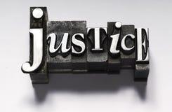 правосудие Стоковые Изображения RF