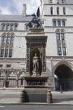 правосудие london суда королевский Стоковое фото RF