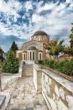 Православная церков церковь в Кавале стоковая фотография