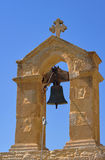 Православная церков церковь колокола греческая Стоковое фото RF