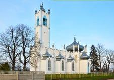 Украинская православная церков церковь стоковые изображения rf
