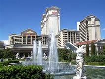 Право дворца Лас-Вегас Caesars Стоковое фото RF