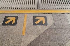 право для того чтобы погулять Стоковая Фотография RF