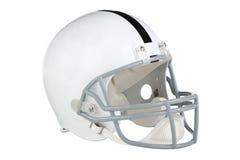 право шлема футбола облицовки Стоковое Изображение RF
