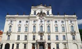 Прага - Дворца архиепископа Стоковое Изображение RF
