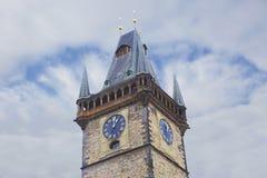 Прага зала часов города Австралии обнаружила местонахождение городок башни perth западный Стоковые Изображения RF