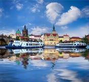 Прага столица чехии Стоковая Фотография RF