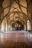 Прага, чехия, июнь 2017: Интерьеры замка Праги Стоковая Фотография