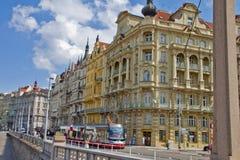Прага, чехия Стоковое Изображение RF