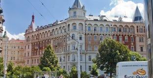 Прага, чехия Стоковая Фотография