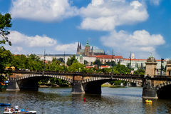 Прага, чехия Стоковые Фото