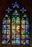 ПРАГА, ЧЕХОСЛОВАКСКОЕ REPUBLIC/EUROPE - 24-ОЕ СЕНТЯБРЯ: St Alphonse Mucha стоковое фото